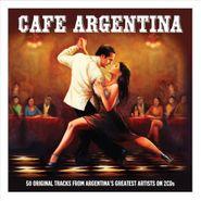 Various Artists, Cafe Argentina (CD)