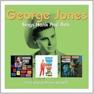 George Jones, Sings Hank & Bob (CD)