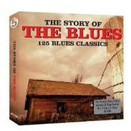 Various Artists, Story Of The Blues: 125 Blues Classics (CD)