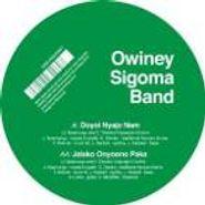 """Owiny Sigoma Band, Doyoi Nyajo Nam (12"""")"""