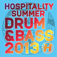 Various Artists, Hospitality Summer D&B 2013 (CD)