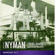 Michael Nyman, Michael Nyman: String Quartets 1-3 (CD)