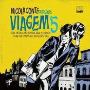 Various Artists, Nicola Conte Presents Viagem 5 (CD)