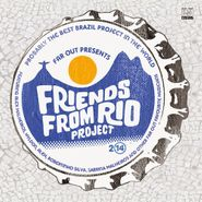 Friends from Rio, Friends From Rio Project 2014 (CD)