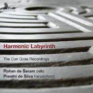 De Silva , Harmonic Labyrinth (CD)
