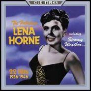 Lena Horne, 22 Hits 1936-1946 (CD)