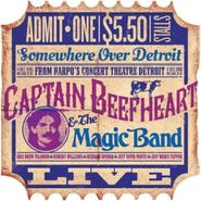 Captain Beefheart, From Harpo's Concert Theatre Detroit, Dec 11th 1980 (CD)