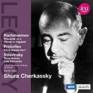 Sergei Prokofiev, Prokofiev/Stravinsky:Piano Sonata No.7/Three Scenes (CD)