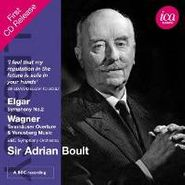 Sir Edward Elgar, Legacy: Sir Adrian Boult (CD)