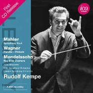 Gustav Mahler, Symphony No.4 / Parsifal- Prelude / Ruy Blas Overture(CD)