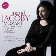Wolfgang Amadeus Mozart, Piano Concertos 14 & 27 (CD)