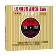 Various Artists, London American Doo Wop 1955-1958 (CD)