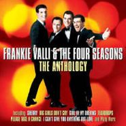 Frankie Valli, The Anthology: 1956-1962 (CD)