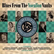 Various Artists, Blues From The Vocalion Vaults (CD)