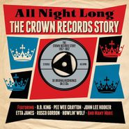 Various Artists, All Night Long: The Crown Records Story (CD)