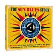Various Artists, The Sun Blues Story (CD)