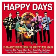 Various Artists, Happy Days: 75 Classic Sounds From The Rock 'n' Roll Years (CD)