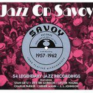 Various Artists, Jazz On Savoy 1957-1962 (CD)