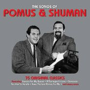 Various Artists, The Songs Of Pomus & Shuman (CD)