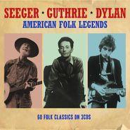 Pete Seeger, American Folk Legends (CD)