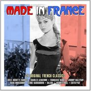 Various Artists, Made In France (CD)
