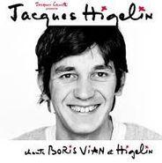 Jacques Higelin, Chante Boris Vian Et Higelin (LP)