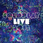 Coldplay, Live 2012 [CD/DVD] (CD)