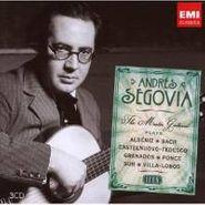 Andrés Segovia, Icon: Andrés Segovia - The Master Guitarist [Box Set] (CD)