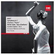 """Georges Bizet, Symphony In C / Overture """"Patrie"""" / Petite Suite """"Jeux D'Enfants"""" / Carmen Suites 1&2 (CD)"""