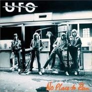 UFO, No Place To Run [UK Import Bonus Tracks] (CD)