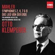 Gustav Mahler, Mahler :Symphonies 2 4 7 & 9 (CD)