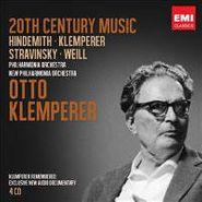 Otto Klemperer, Twentieth Century (CD)