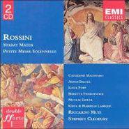 Rossini , Rossini :Petite Messe  Solennelle / Stabat Mater (CD)