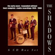 The Shadows, The Early Years: Their Complete Studio Recordings 1959-1966 (CD)