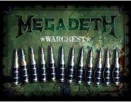 Megadeth, Warchest Box Set (CD)