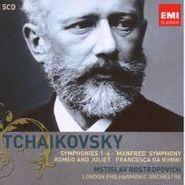 Peter Il'yich Tchaikovsky, Tchaikovsky: Symphonies (CD)