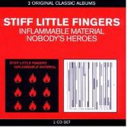 Stiff Little Fingers, Inflammable Material / Nobody's Heroes (CD)