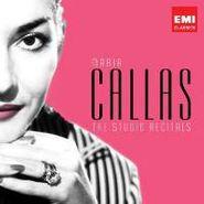 Maria Callas, Studio Recitals (CD)
