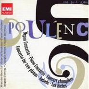 Francis Poulenc, Poulenc: Concertos Aubade.. (CD)