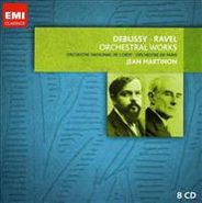 Claude Debussy, Orchestral Music (CD)