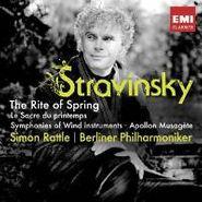 Igor Stravinsky, Stravinsky :Le Sacre Du Printemps/ Apollon musagète(CD)