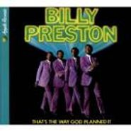 Billy Preston, That's The Way God Planned It (CD)