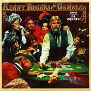 Kenny Rogers, The Gambler (LP)