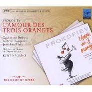 Sergei Prokofiev, Prokofiev: L'amour Des Trois Oranges (CD)