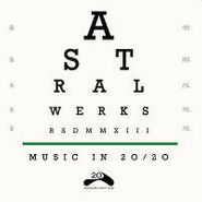 """Various Artists, Astralwerks 20/20 [7"""" Box] [RECORD STORE DAY] (7"""")"""