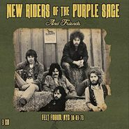 New Riders Of The Purple Sage, Felt Forum Nyc 18-03-73 (CD)