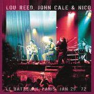 Lou Reed, Le Bataclan Paris. Jan 29 '72 (LP)