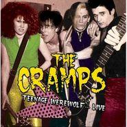 The Cramps, Teenage Werewolf...Live (LP)