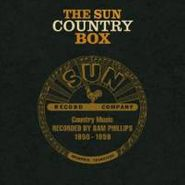 Various Artists, The Sun Country Box: Country Music Recorded By Sam Phillips 1950 - 1959 (CD)