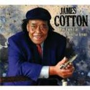 James Cotton, How Long Can A Fool Go Wrong (CD)